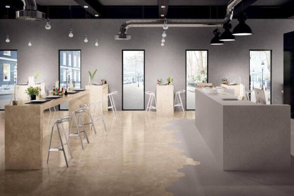 keope_elements_Marmo-crema-beigeesagona-e-la-resina-design-taupe-Bar